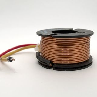 Wire on spool with ferrules