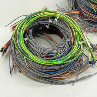 Assembled wires
