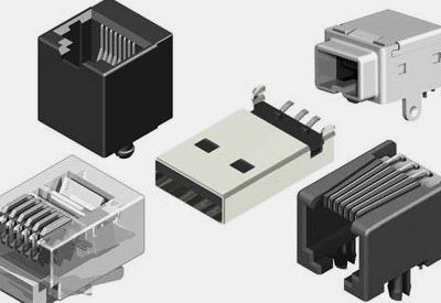 Modular Jack USB Connector
